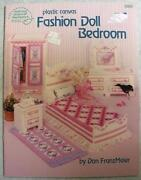 Plastic Canvas Doll Furniture