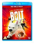 3D Movies Blu Ray Bolt