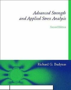 Advance Strength & Applied Stress Analysis - Dublin, Ireland - Returns accepted Most Buy It Now purchases are protected by the Consumer Rights Directive which allow you to cancel the purchase within seven working days from the day you receive the item Find out more about your rights as a buyer  open - Dublin, Ireland