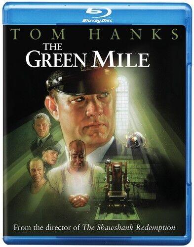 Green Mile (2012, REGION A Blu-ray New) BLU-RAY/WS