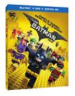 The Lego Batman Movie DVDs
