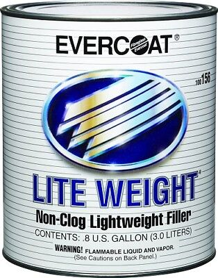 Fibreglass Evercoat 156 Light Weight Body Filler - 1 Gal. Fiberglass Body Filler