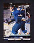 Alexander Steen Hockey Trading Cards 2017-18 Season