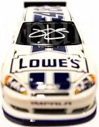 Jimmie Johnson 1/24 Signed