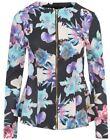 Peplum Floral Coats & Jackets for Women