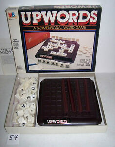 Upwords- word tile board game-educational and fun! London Ontario image 2