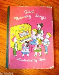 Vintage Childrens Books Ebay