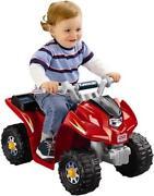 Power Wheels ATV
