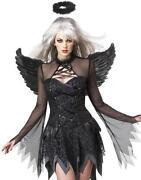 Black Costume Wings