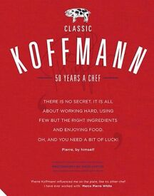 Brand NEW Classic Koffmann Hardcover
