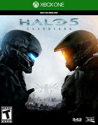 Halo 5: Guardians (Microsoft Xbox One, 2015) NEW