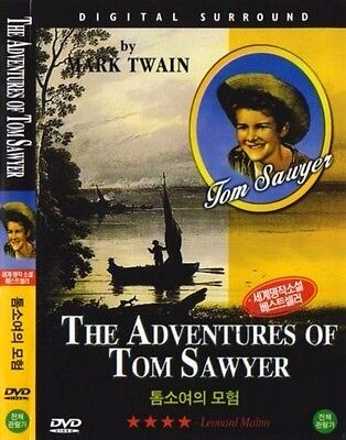 The Adventures of Tom Sawyer (1938) New Sealed DVD Tommy Kelly