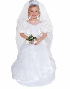 S Wedding Dress Costume