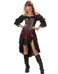Womens Renaissance Pirate Costume  sc 1 st  eBay & Womens Renaissance Costumes | eBay