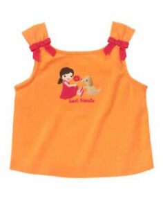 Girls NWT Gymboree PRETTY POSIES U PICK Summer Tops Hair 2T 3 3T 4 4T 5 5T 6 7