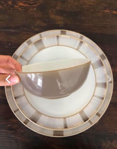 DENBY truffle collection dinnerware