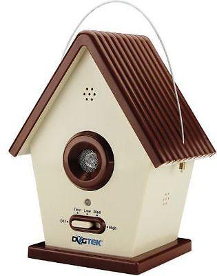 Bark Control Birdhouse Anti Barking Device Ultrasonic Outdoor Indoor Dog Stop