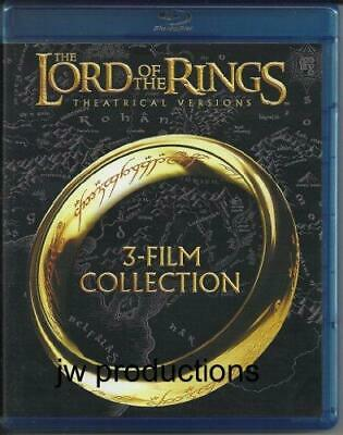 LORD OF THE RINGS TRILOGY (Theatrical)
