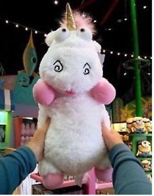 Neu Joy Toy Minions Einhorn Agnes Velboa Plüsch Tier Kuschel Weich 56cm B1