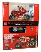 Ferngesteuertes Motorrad