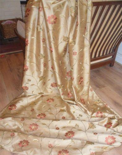 John Lewis Silk Curtains Ebay