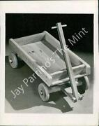 Vintage Kids Wagon