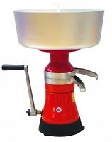Cream Separator - hand crank, metal contruction