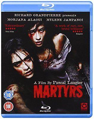 Martyrs [Blu-ray] [DVD][Region 2]
