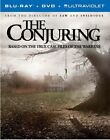 The Conjuring (Blu-ray/DVD, 2013, Includes Digital Copy; UltraViolet)