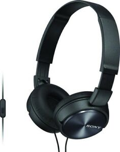 SONY MDR-ZX310AP HEADPHONES with MICROPHONE (BRAND-NEW IN BOX)