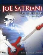 Joe Satriani Blu Ray
