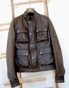 Belstaff Ladies Leather Jacket