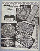 Crochet Doily Books