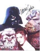 Star Wars Autograph 8x10