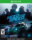 Need for Speed Microsoft Xbox One Video Games