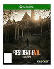 Resident Evil 7: Biohazard Microsoft Xbox One Video Games