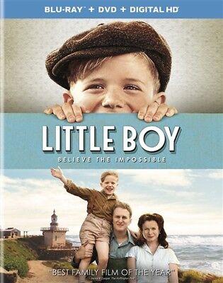 LITTLE BOY New Sealed Blu-ray + DVD