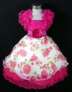 Flower Girl Dress Size 7
