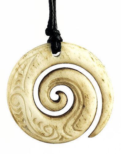 Maori Koru Necklace Ebay