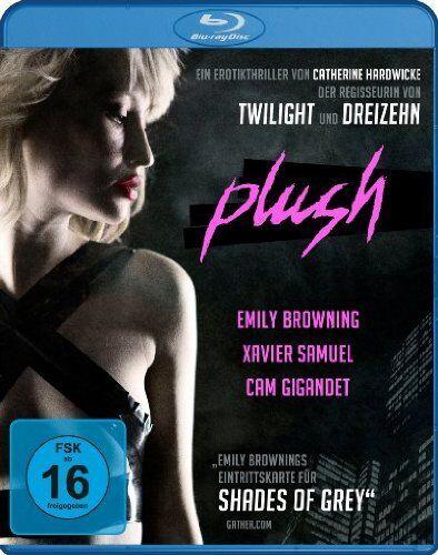 PLUSH (2013 Emily Browning)  - Sealed Region B for UK