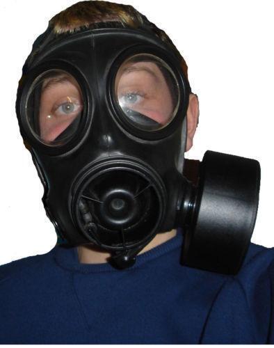 Sas Gas Mask Ebay