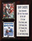 Barry Sanders NFL Plaques