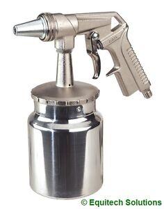 Sealey-Tools-SSG8-Sand-Grit-Blasting-Shot-Blast-Gun-6mm-Nozzle-New