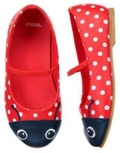 ef65fb7b53f Gymboree Ladybug Shoes