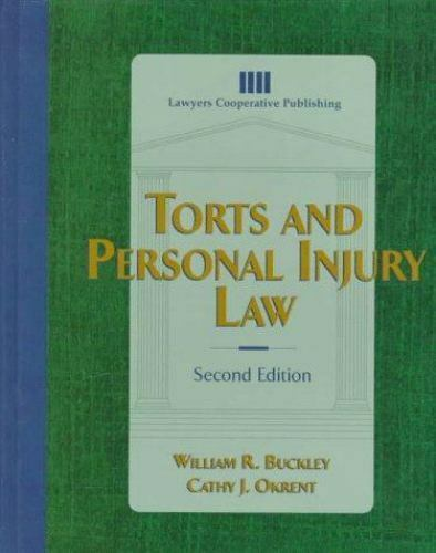 Torts and Personal Injury Law-ExLibrary 1