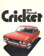 Plymouth Cricket