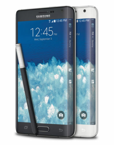 Android Smartphone Samsung Galaxy Note Edge 32GB SM-N915T Unlocked GSM T-Mobile