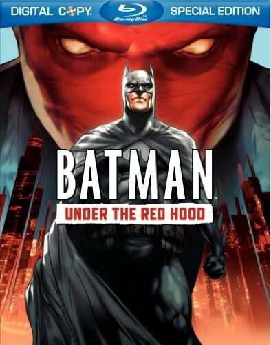 Batman: Under the Red Hood [Special Edition] [BLU-RAY NEW]