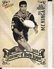 Mal Meninga NRL & Rugby League Trading Cards