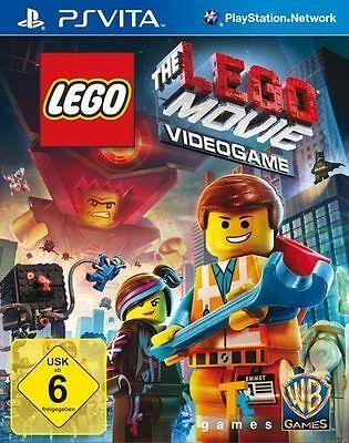 Sony Playstation Vita PSV PSVita Spiel * LEGO the Movie Videogame ****NEU*NEW*55